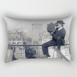 Photographer Rectangular Pillow