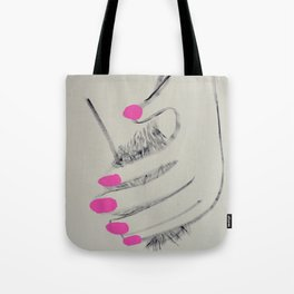 MANICURED Tote Bag