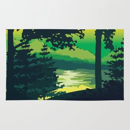 My Nature Collection No. 3 Rug