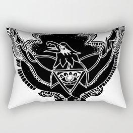 See No Evil Rectangular Pillow
