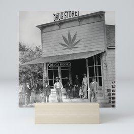 Drug Store #1 Mini Art Print