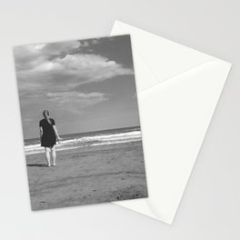 Off the sea Stationery Cards