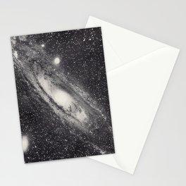 Vintage Astronomy-Nebula M31 Andromeda Stationery Cards