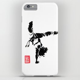 Capoeira 451 iPhone Case