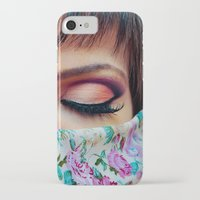 make up iPhone & iPod Cases featuring Make Up by Eduard Leasa Photography
