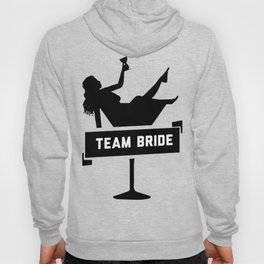 JGA - Polterabend Braut Bride Hoody