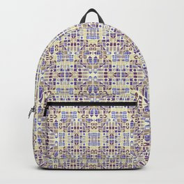 Diverse retro doodle Backpack