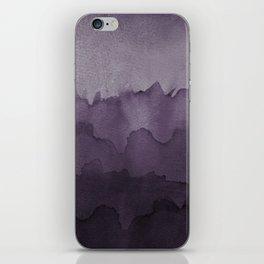 Amethyst Wash iPhone Skin