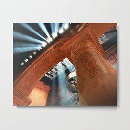 Temple Light, Vietnam Metal Print