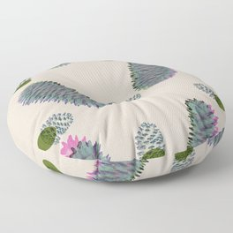 Pine cone Floor Pillow
