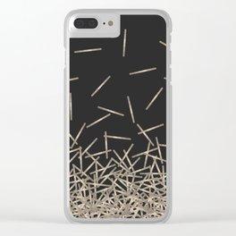 Zen Wands Clear iPhone Case