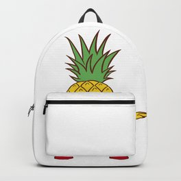 Dabbing Pineapple Backpack