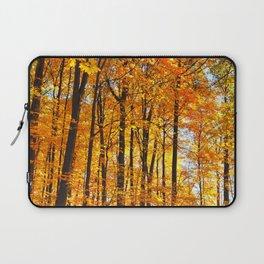 Autumn Hillside Laptop Sleeve