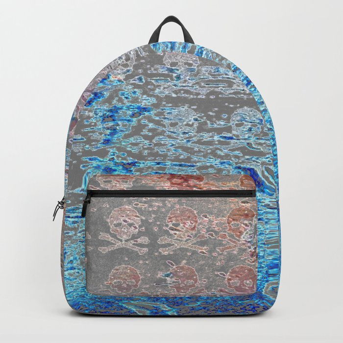 Dead Frost Skulls (Lighter) Backpack