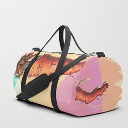 CARROT ISLAND Duffle Bag