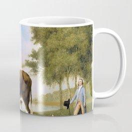 The Lincolnshire Ox - George Stubbs Coffee Mug
