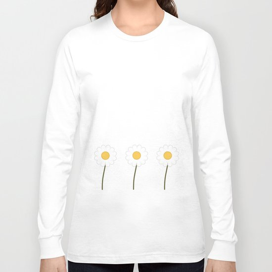 Little Flowers Long Sleeve T-shirt