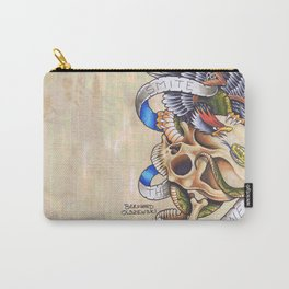 Smite the Sinners Carry-All Pouch