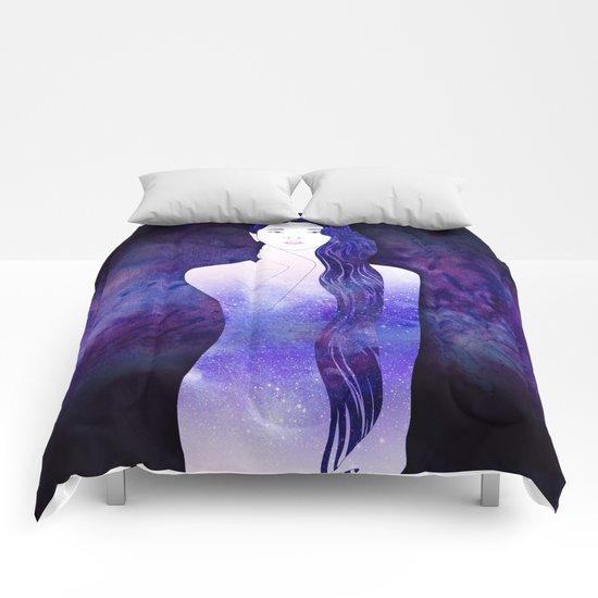 Velvet Echo Comforters