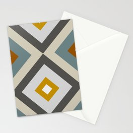 Mid West Geometric 04 Stationery Cards