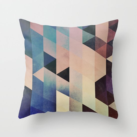 abyvv Throw Pillow