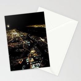 """Los Angeles Bird's Eye"" (2013) Stationery Cards"
