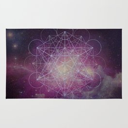 Astral Projection Portal Rug