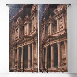 Petra treasury Blackout Curtain