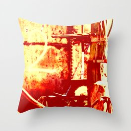-2- Throw Pillow
