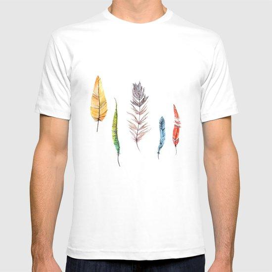 falling all around me T-shirt