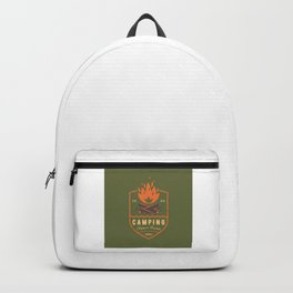 Fire - Camping Backpack