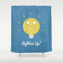 Lighten Up Shower Curtain
