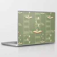 library Laptop & iPad Skins featuring Library by S. Vaeth