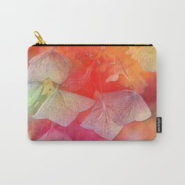Withered hydrangea Carry-All Pouch