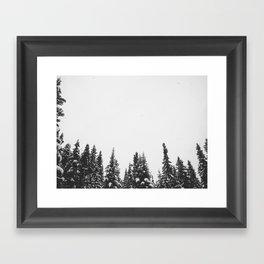 Montmorency Framed Art Print