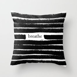 Between The Lines 1 Throw Pillow