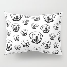 CHRISTMAS GIFTS FOR THE LABRADOR DOG LOVER FROM MONOFACES IN 2020 Pillow Sham