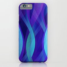 Abstract background G143 Slim Case iPhone 6