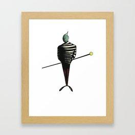 stick Framed Art Print