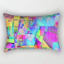 Up - Cycled Rectangular Pillow