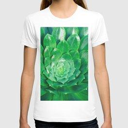 Botanical Gardens - Succulent #686 T-shirt