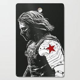 Winter Soldier Cutting Board