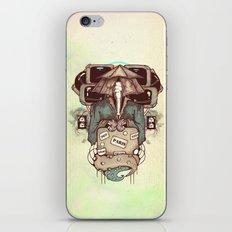 Transcendental Tourist iPhone & iPod Skin