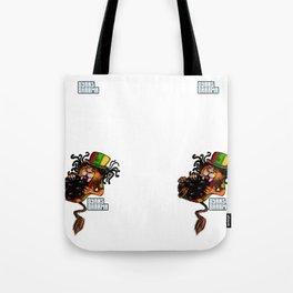 RastaCookieDylanDharmaT Tote Bag