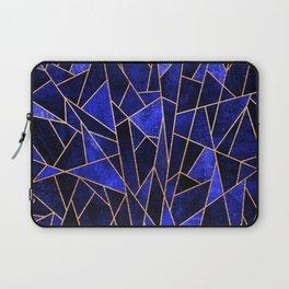 Shattered Sapphire Laptop Sleeve