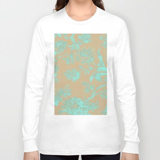 Flowers QY Long Sleeve T-shirt