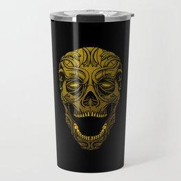 Dark Carver Travel Mug