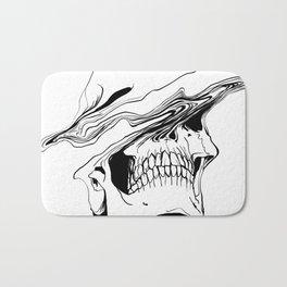 Skull (Liquify) Bath Mat