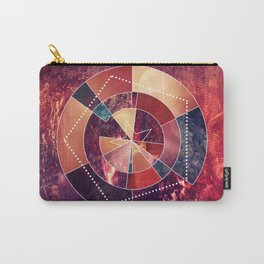 Geometric Rockstar Carry-All Pouch