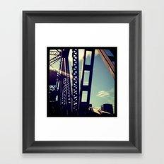 portlandia 2.0 Framed Art Print